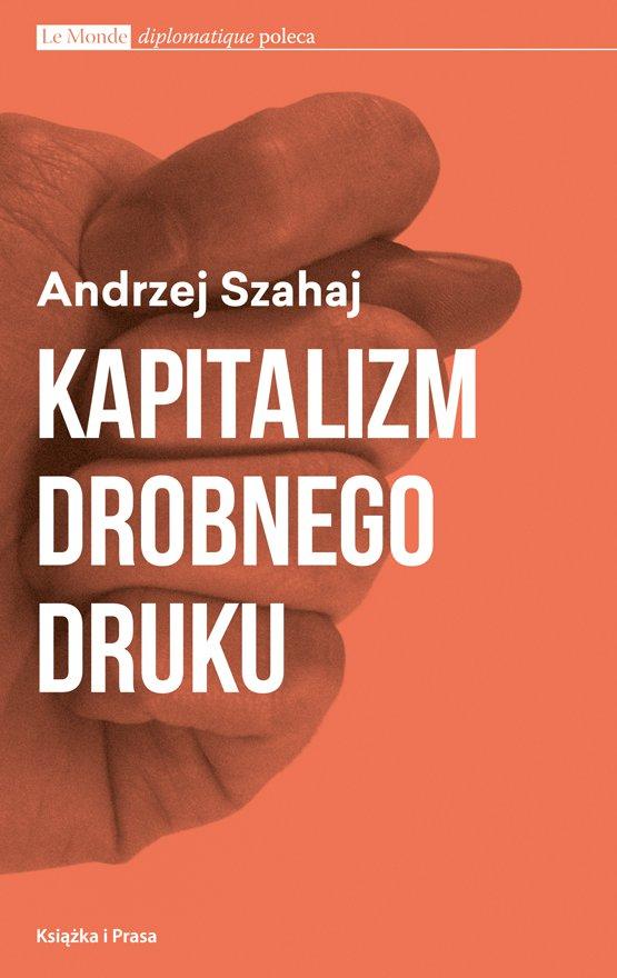 Kapitalizm drobnego druku - Ebook (Książka na Kindle) do pobrania w formacie MOBI