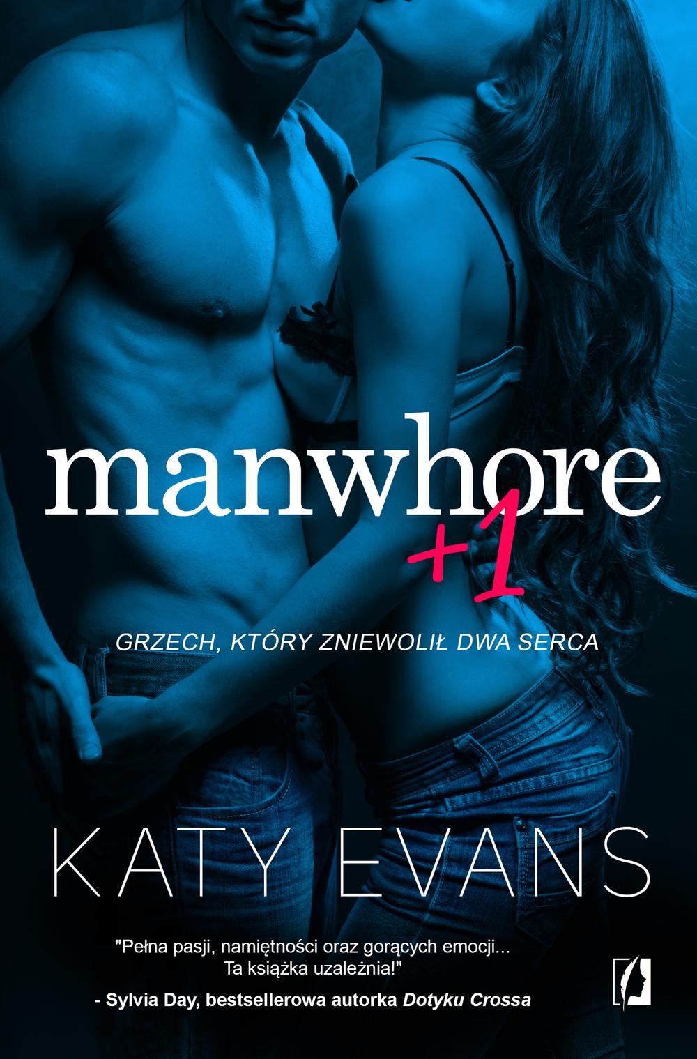 Manwhore + 1 - Ebook (Książka EPUB) do pobrania w formacie EPUB