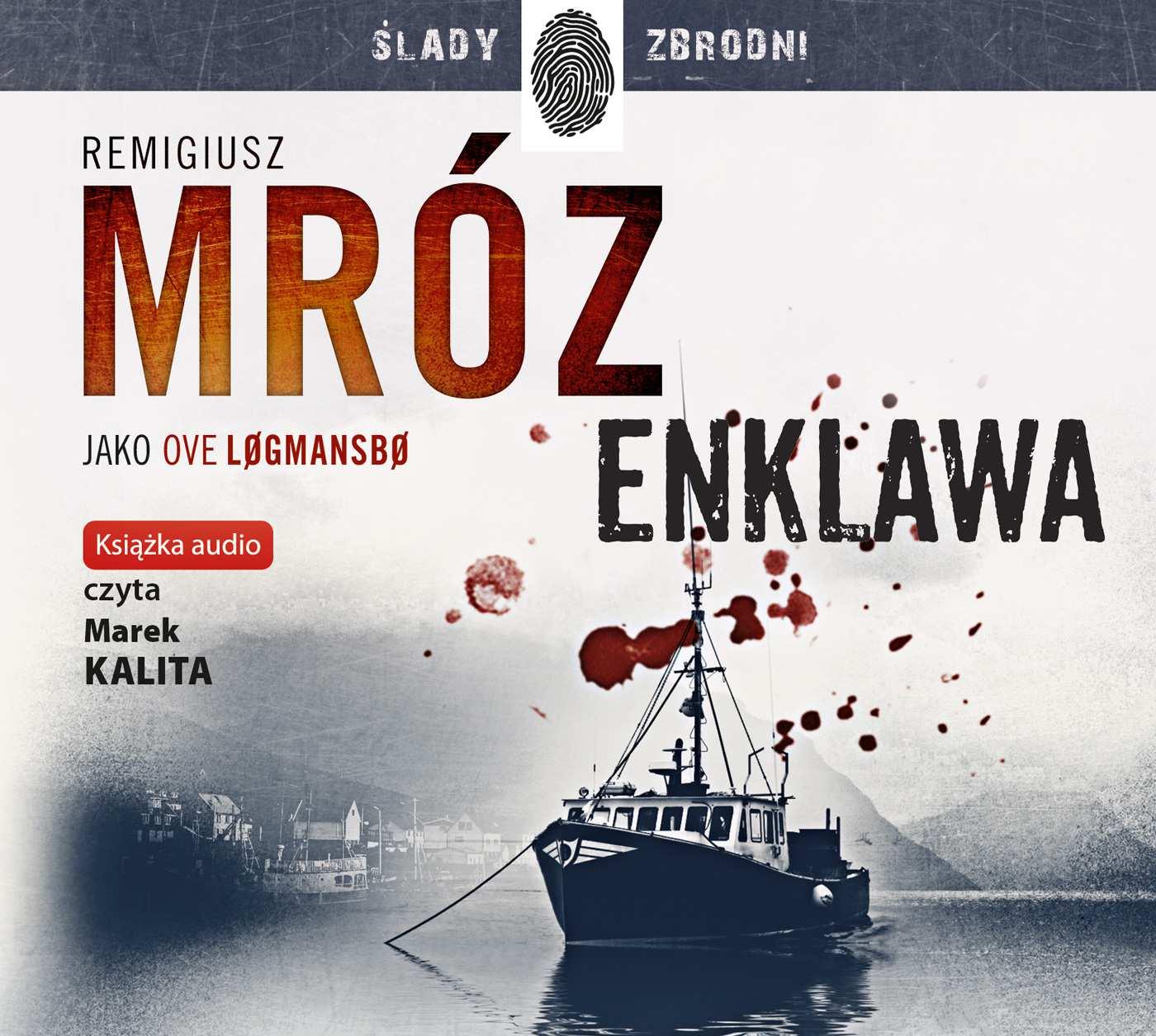 Enklawa - Audiobook (Książka audio MP3) do pobrania w całości w archiwum ZIP