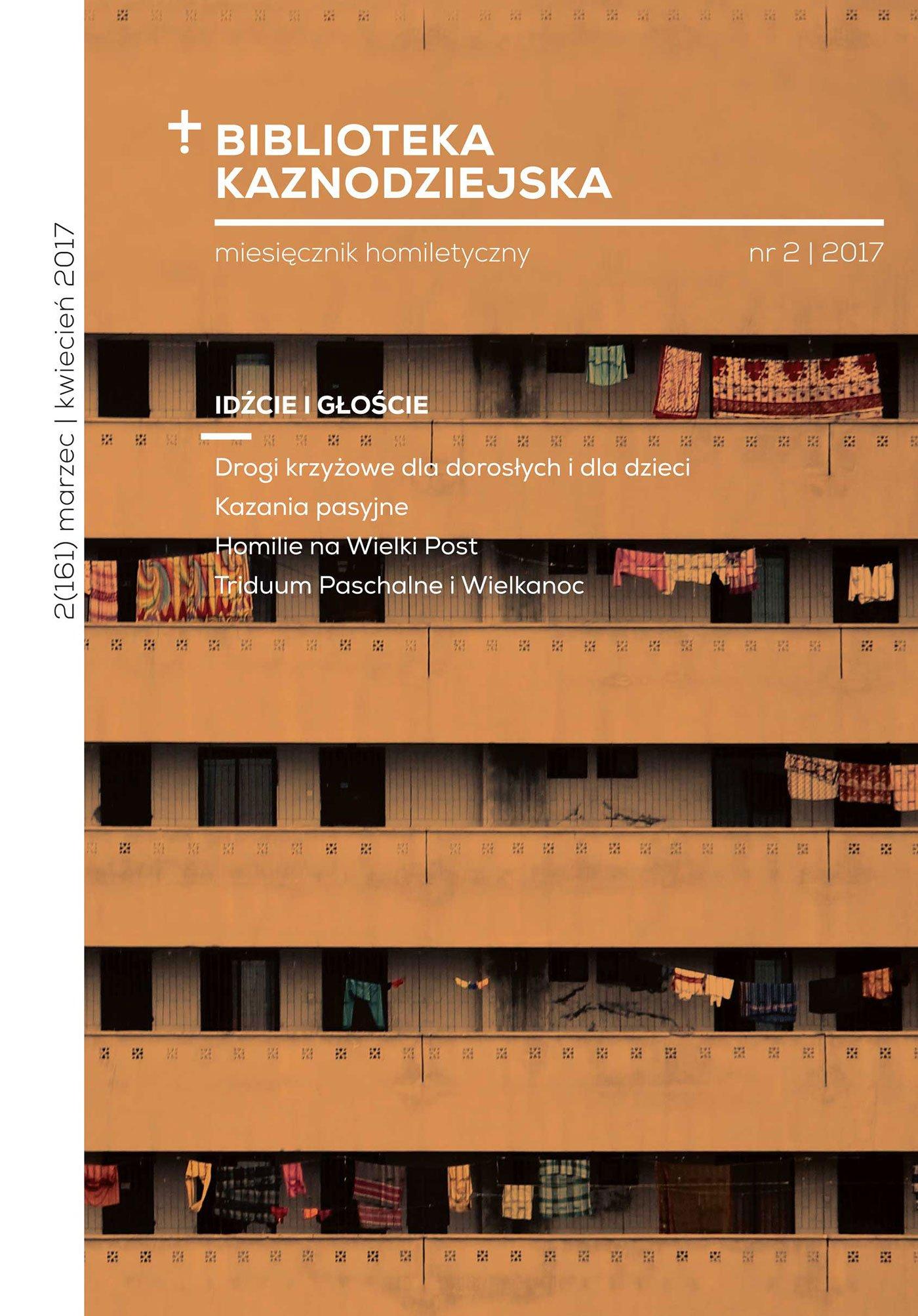 Biblioteka Kaznodziejska nr 02/2017 - Ebook (Książka EPUB) do pobrania w formacie EPUB