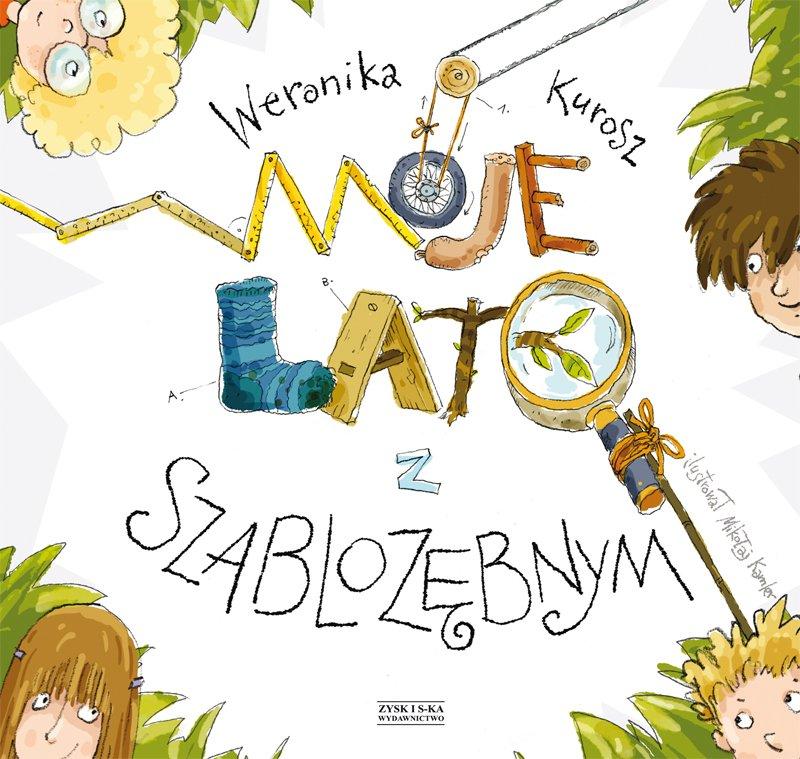 Moje lato z szablozębnym - Ebook (Książka na Kindle) do pobrania w formacie MOBI