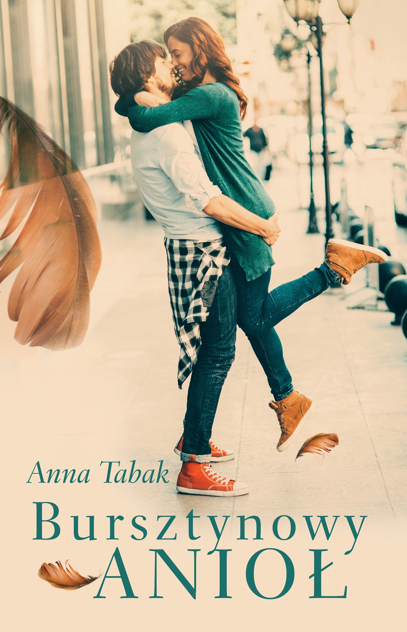 Bursztynowy Anioł - Ebook (Książka EPUB) do pobrania w formacie EPUB