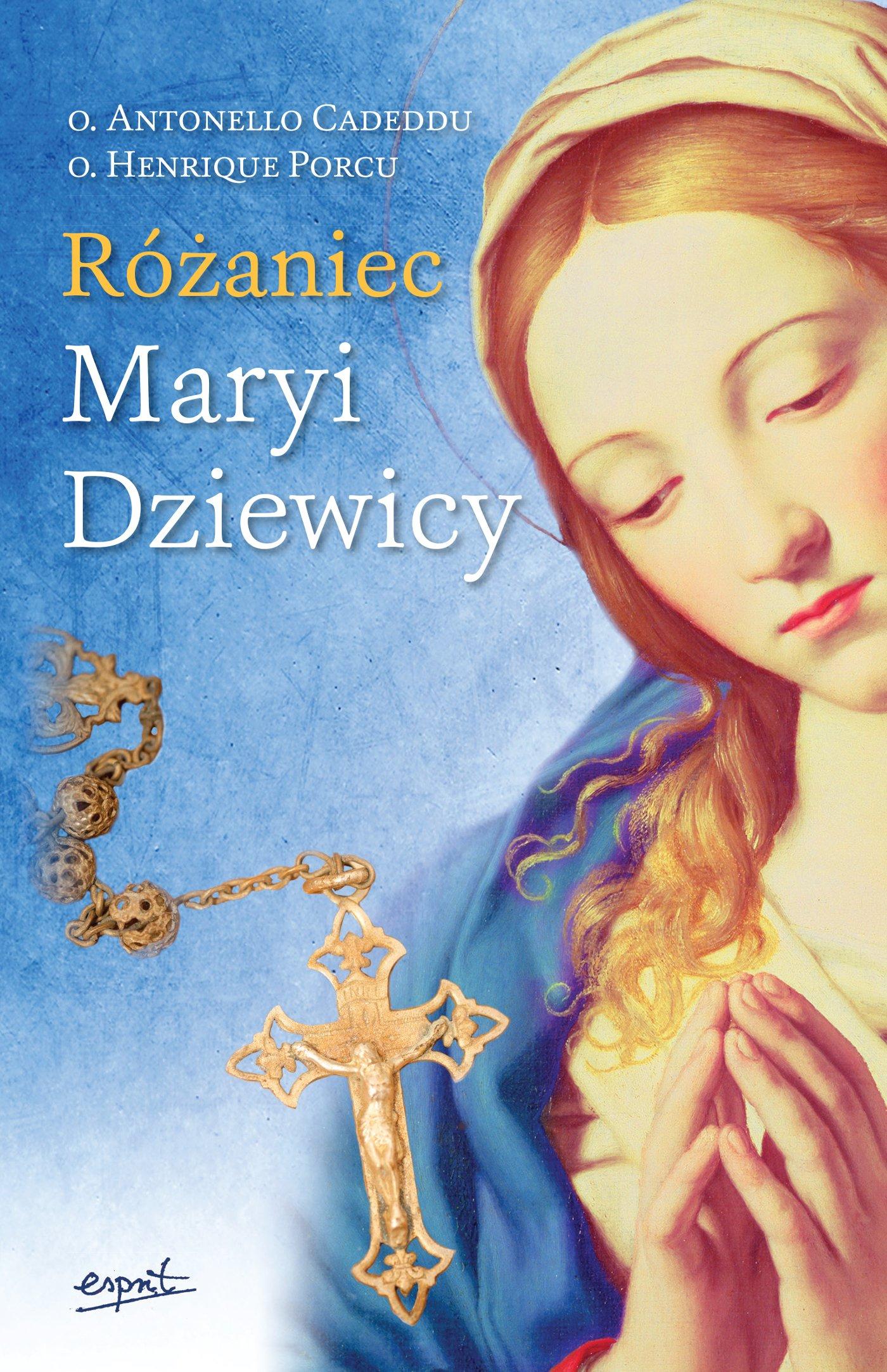 Różaniec Maryi Dziewicy - Ebook (Książka EPUB) do pobrania w formacie EPUB