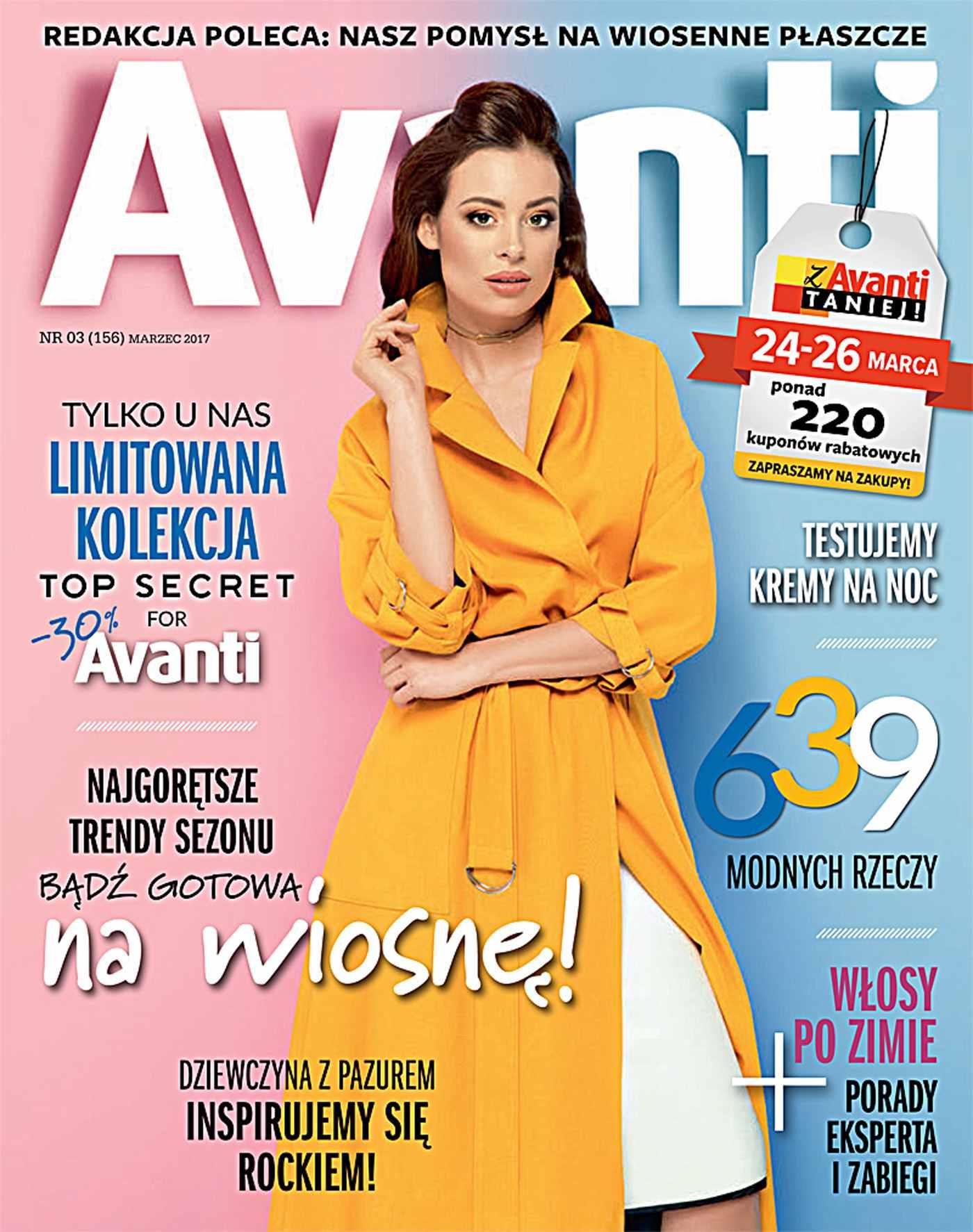 Avanti 3/2017 - Ebook (Książka PDF) do pobrania w formacie PDF