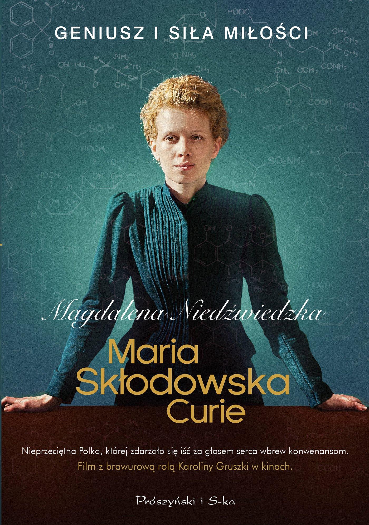 Maria Skłodowska-Curie - Ebook (Książka na Kindle) do pobrania w formacie MOBI