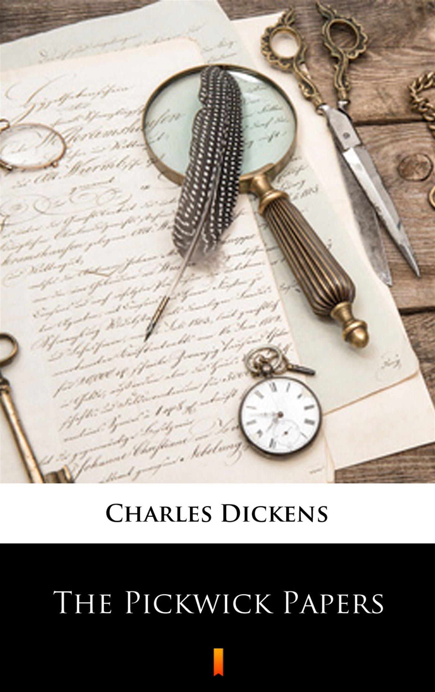 The Pickwick Papers - Ebook (Książka na Kindle) do pobrania w formacie MOBI