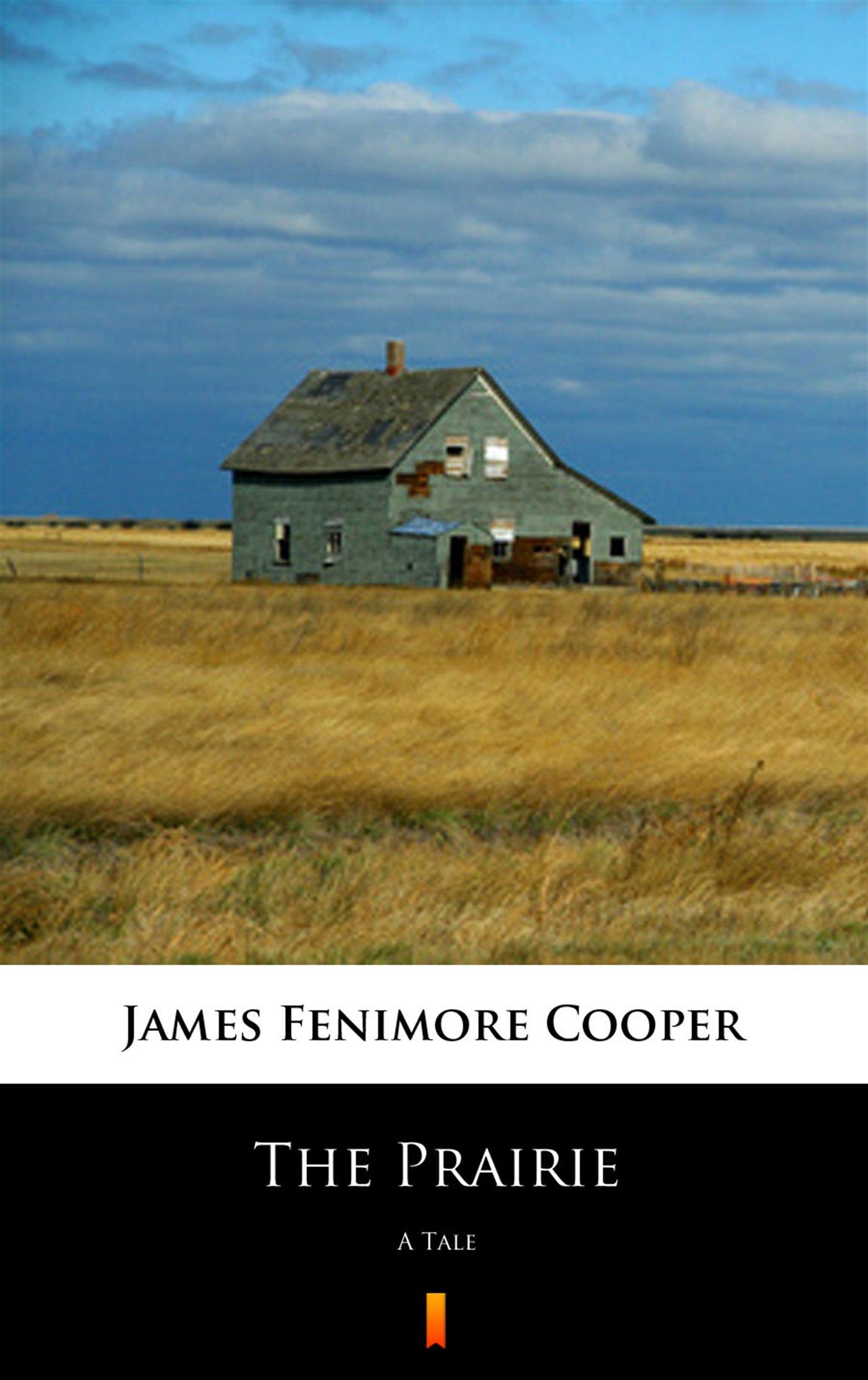 The Prairie - Ebook (Książka na Kindle) do pobrania w formacie MOBI