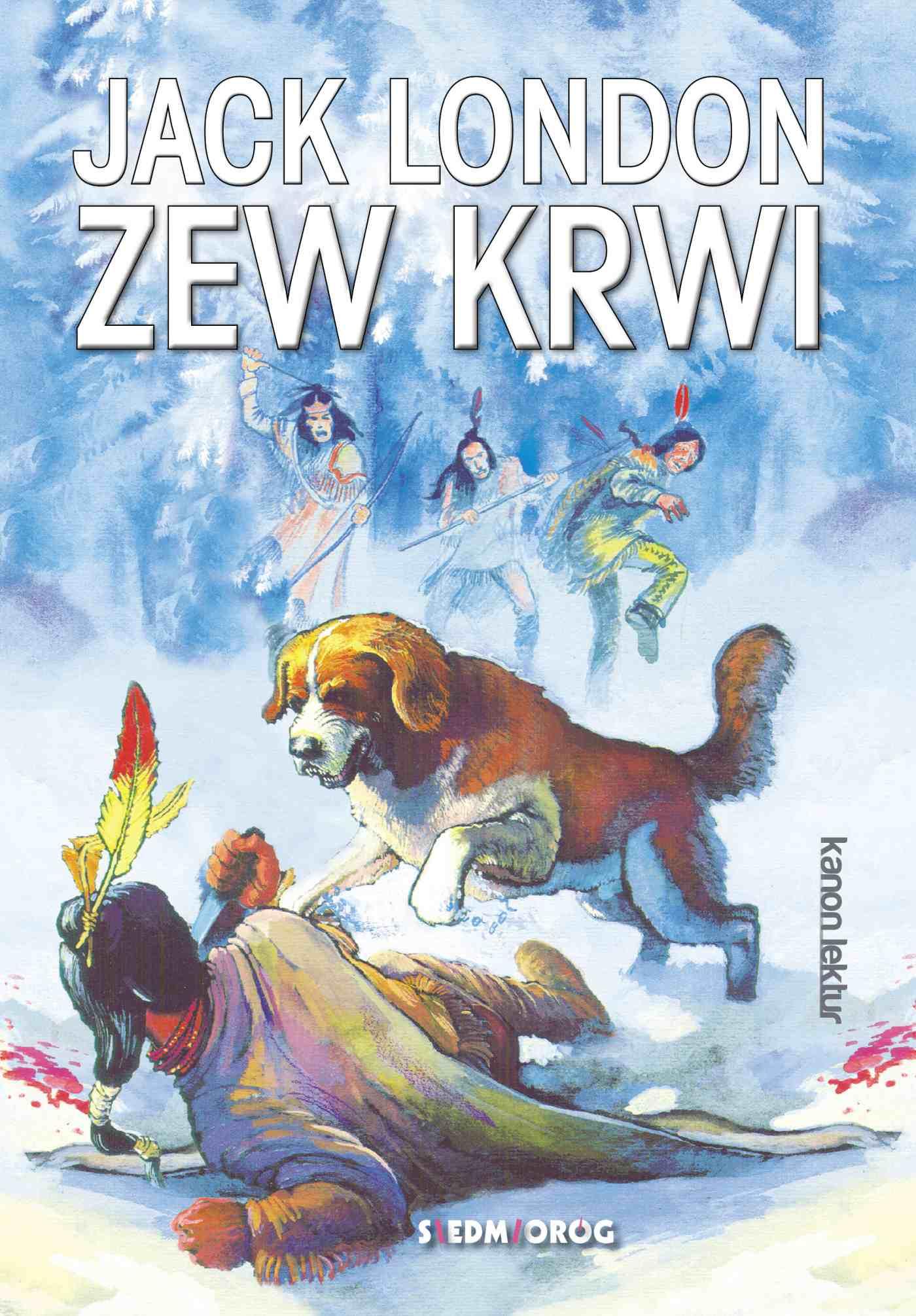 Zew krwi - Ebook (Książka na Kindle) do pobrania w formacie MOBI