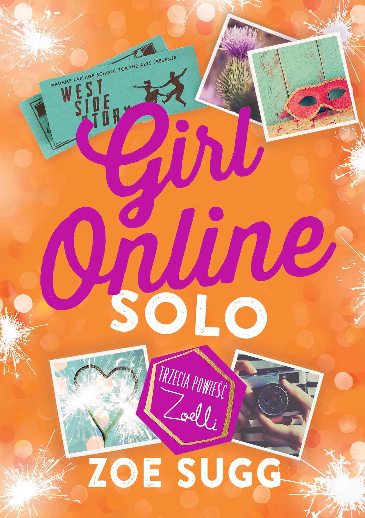Girl Online solo - Ebook (Książka na Kindle) do pobrania w formacie MOBI