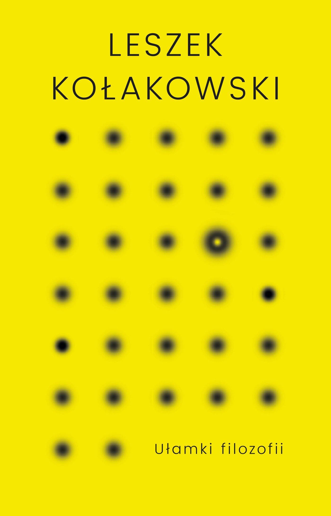 Ułamki filozofii - Ebook (Książka na Kindle) do pobrania w formacie MOBI