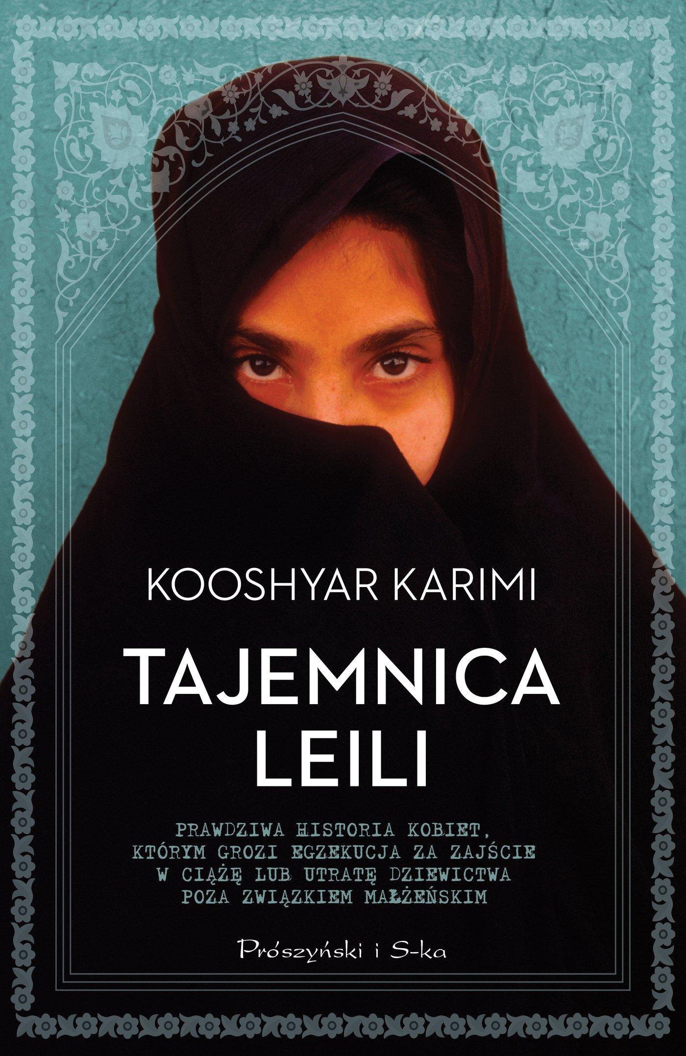 Tajemnica Leili - Ebook (Książka na Kindle) do pobrania w formacie MOBI