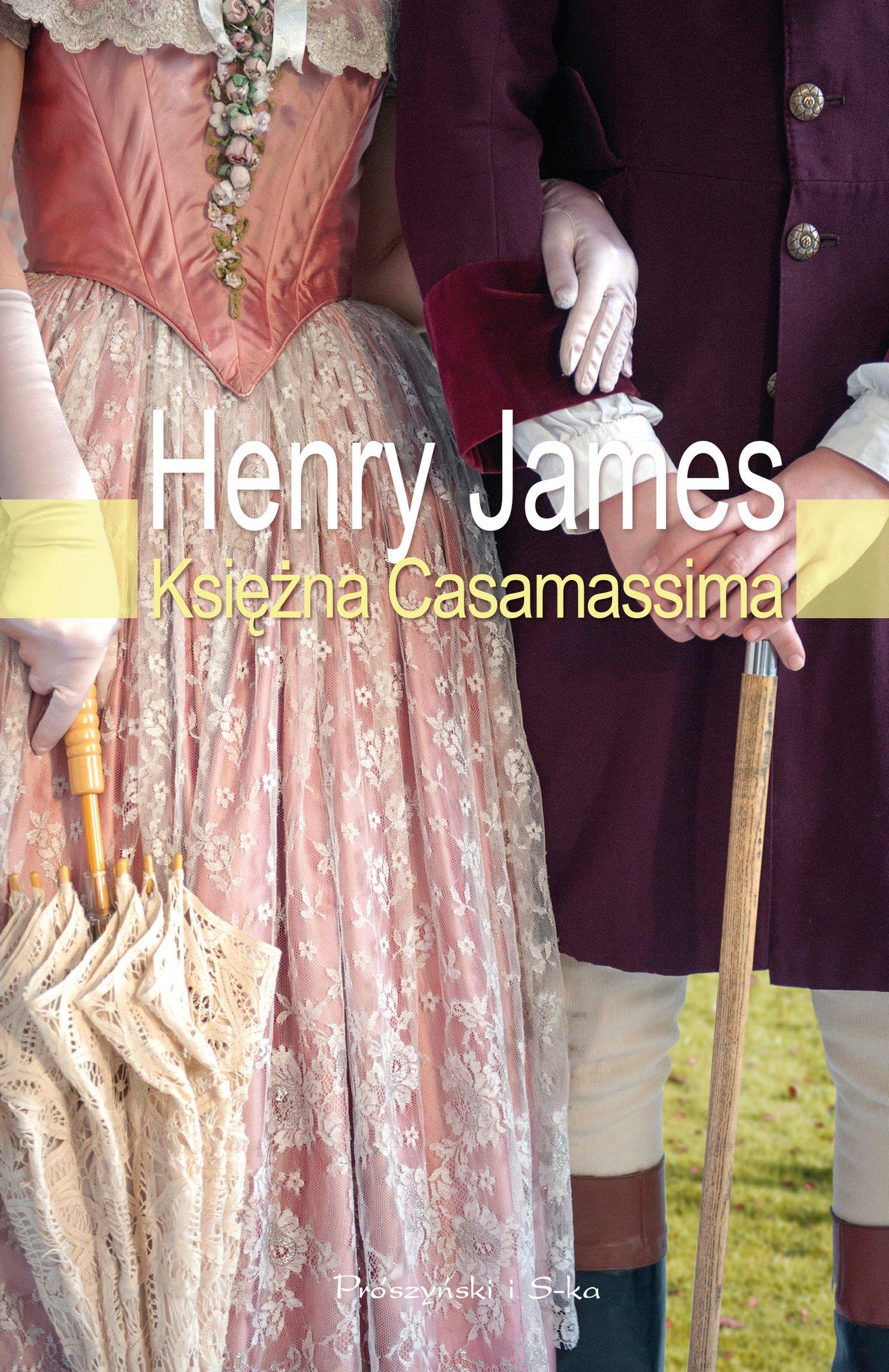 Księżna Casamassima - Ebook (Książka na Kindle) do pobrania w formacie MOBI
