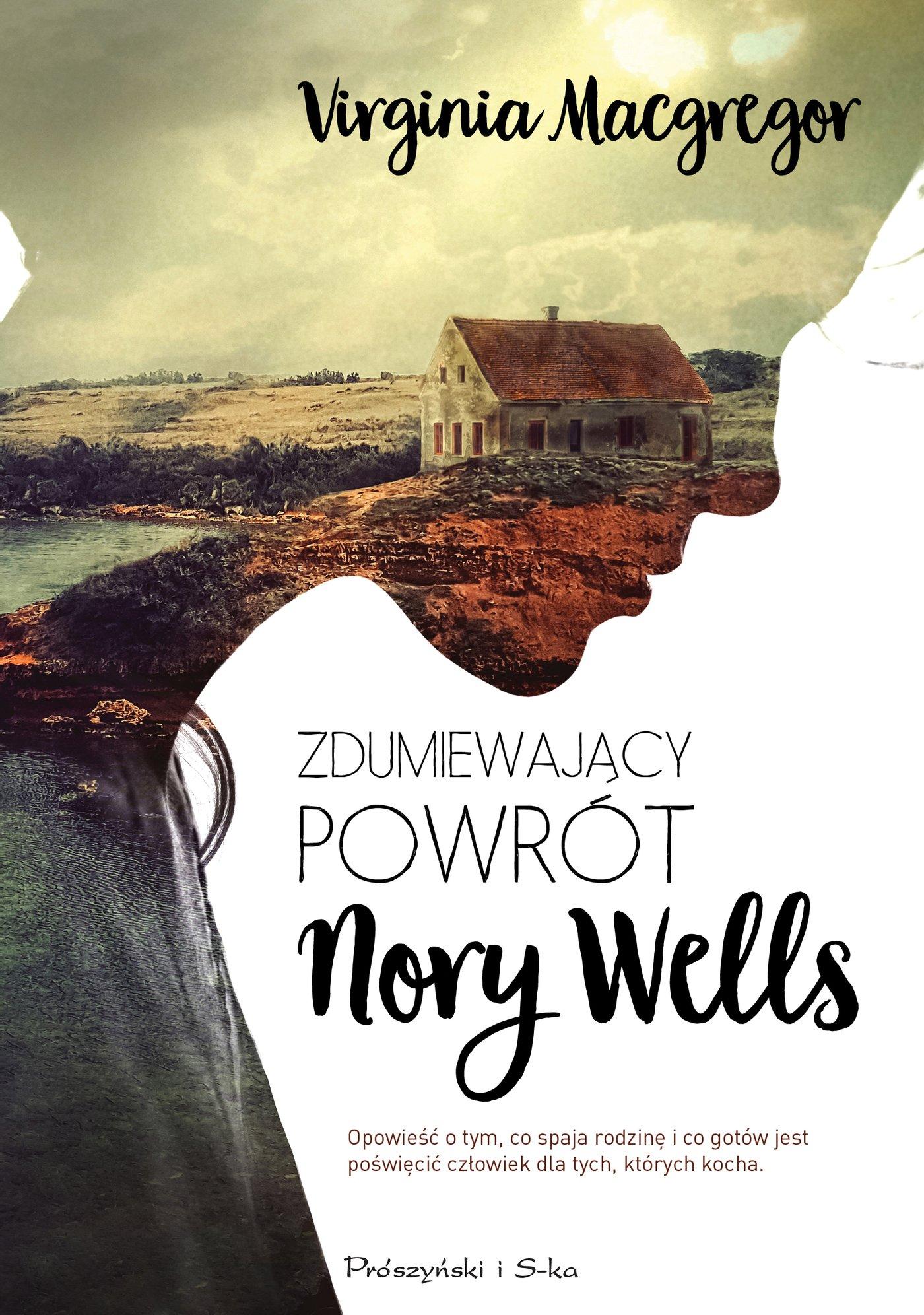 Zdumiewający powrót Nory Wells - Ebook (Książka EPUB) do pobrania w formacie EPUB