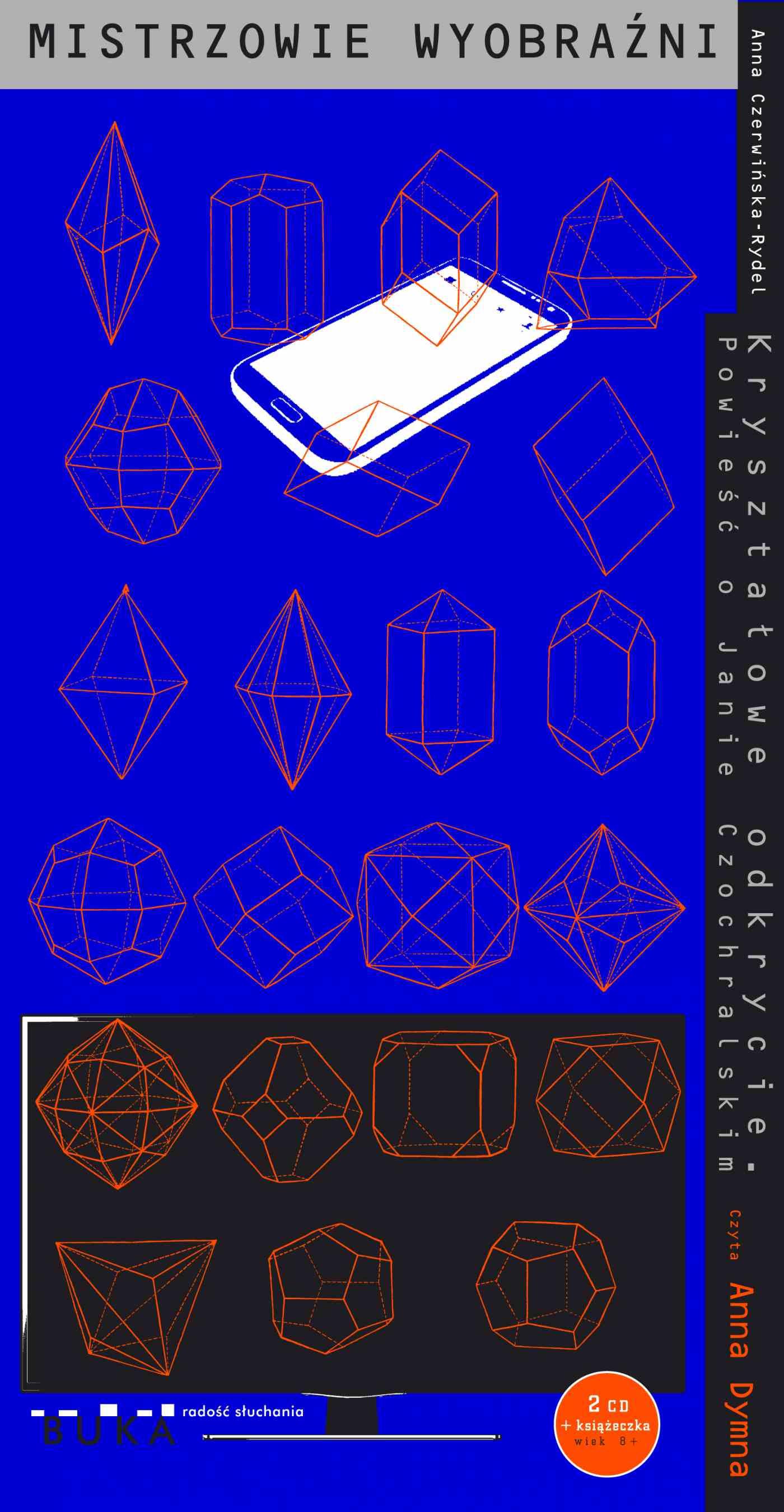 Kryształowe odkrycie. Powieść o Janie Czochralskim - Audiobook (Książka audio MP3) do pobrania w całości w archiwum ZIP