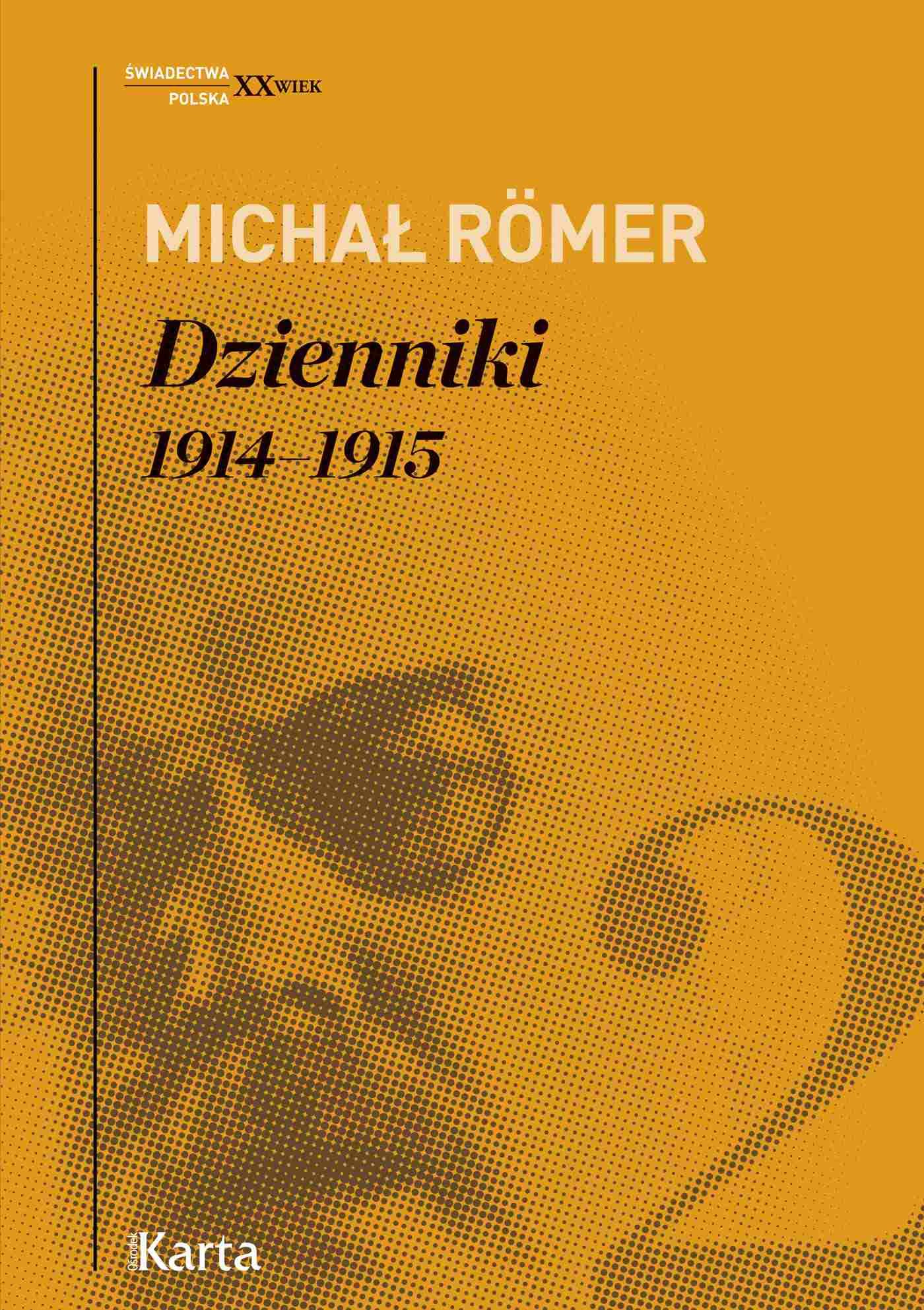 Dzienniki. 1914–1915. Tom 2 - Ebook (Książka EPUB) do pobrania w formacie EPUB