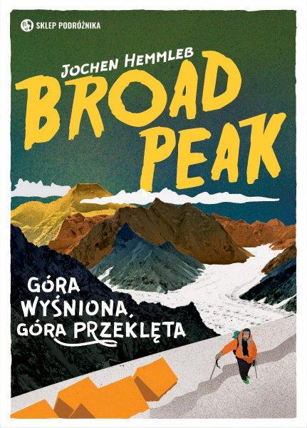 Broad Peak - Ebook (Książka na Kindle) do pobrania w formacie MOBI