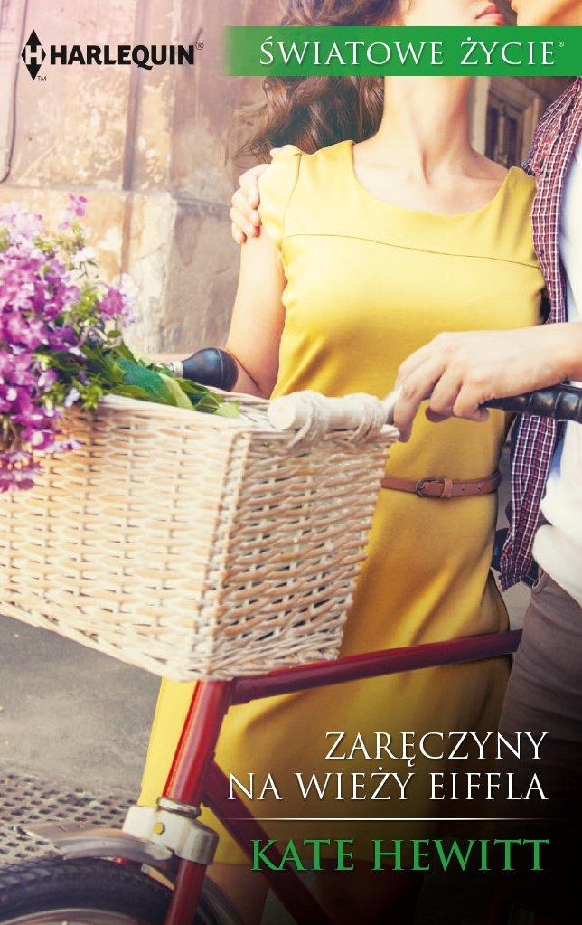 Zaręczyny na wieży Eiffla - Ebook (Książka na Kindle) do pobrania w formacie MOBI
