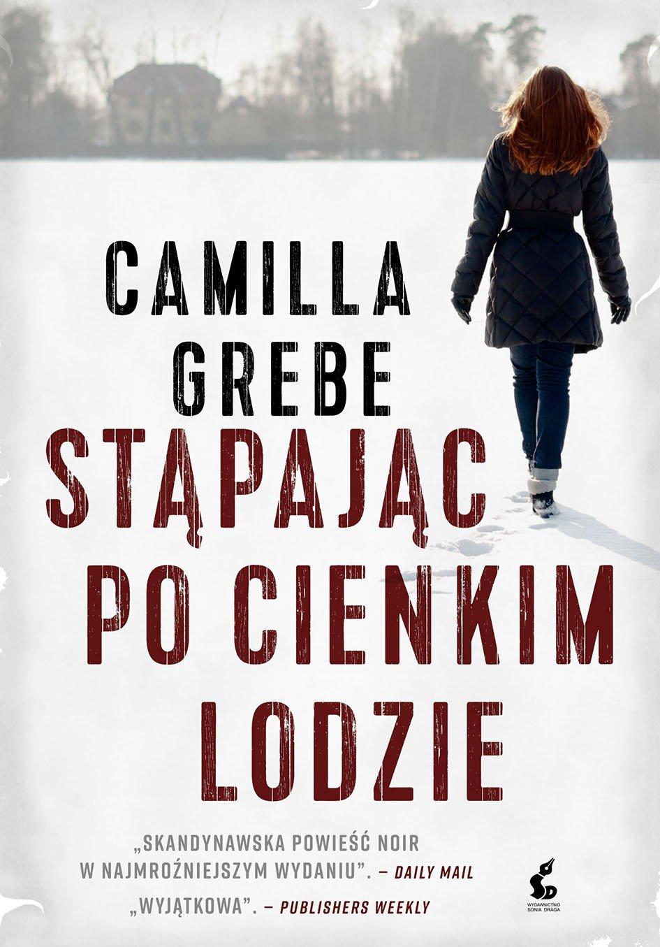 Stąpając po cienkim lodzie - Ebook (Książka na Kindle) do pobrania w formacie MOBI