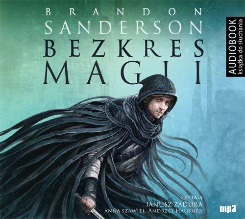 Bezkres magii - Audiobook (Książka audio MP3) do pobrania w całości w archiwum ZIP