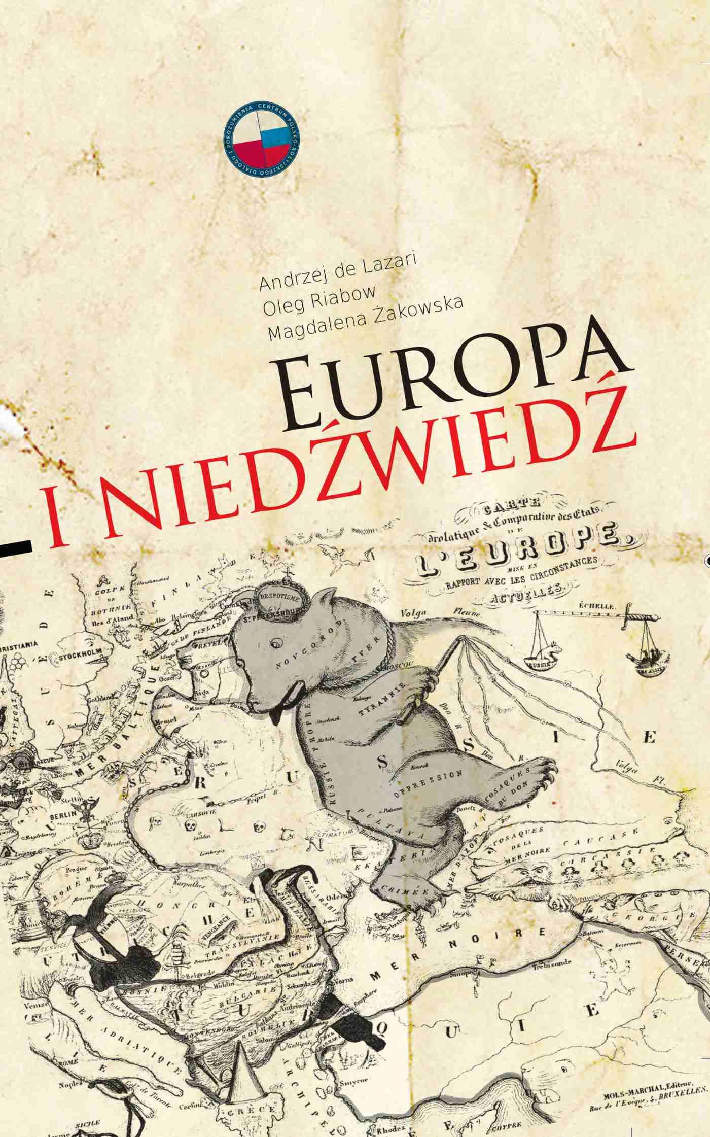Europa i Niedźwiedź - Ebook (Książka na Kindle) do pobrania w formacie MOBI