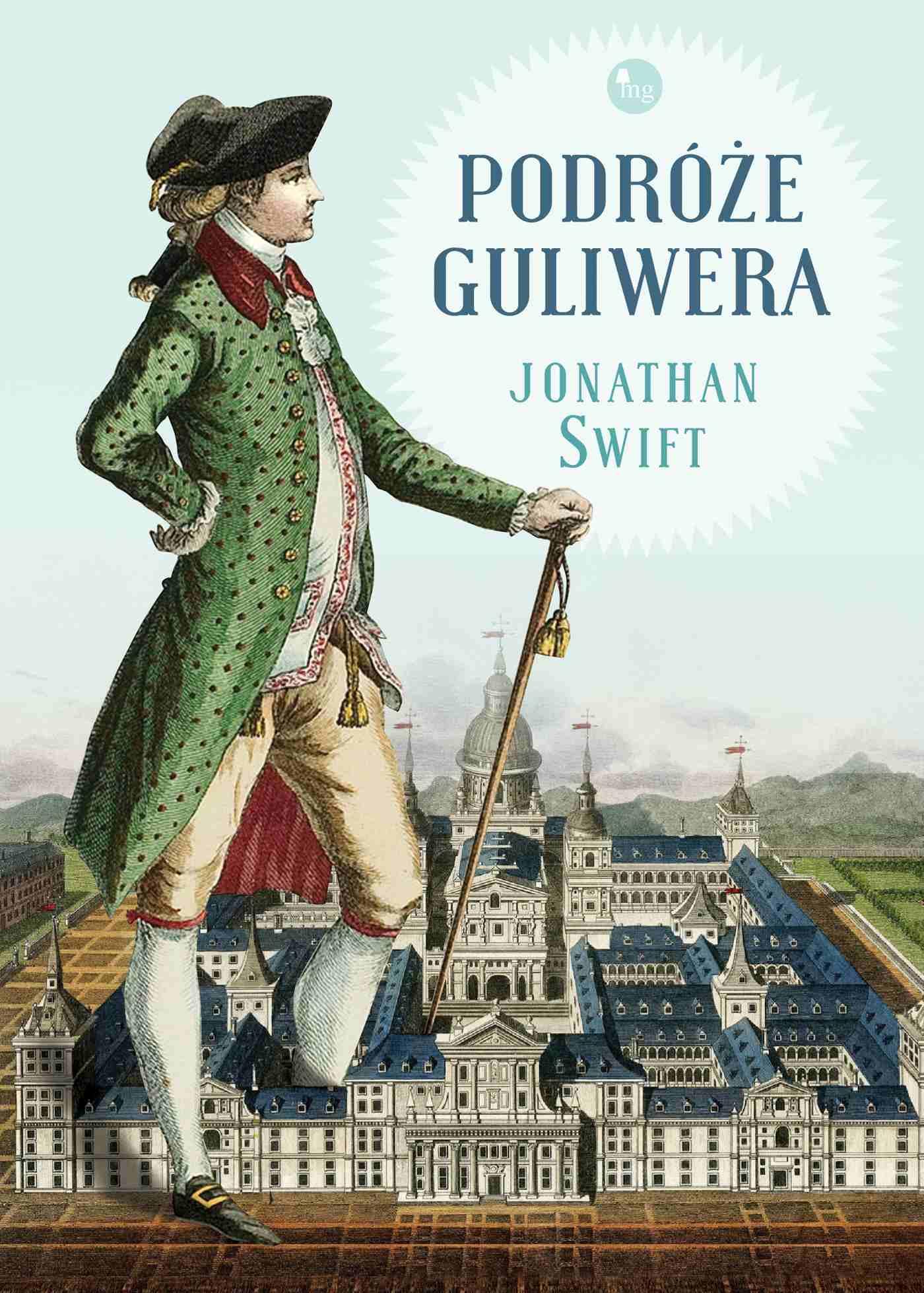 Podróże Guliwera - Ebook (Książka na Kindle) do pobrania w formacie MOBI