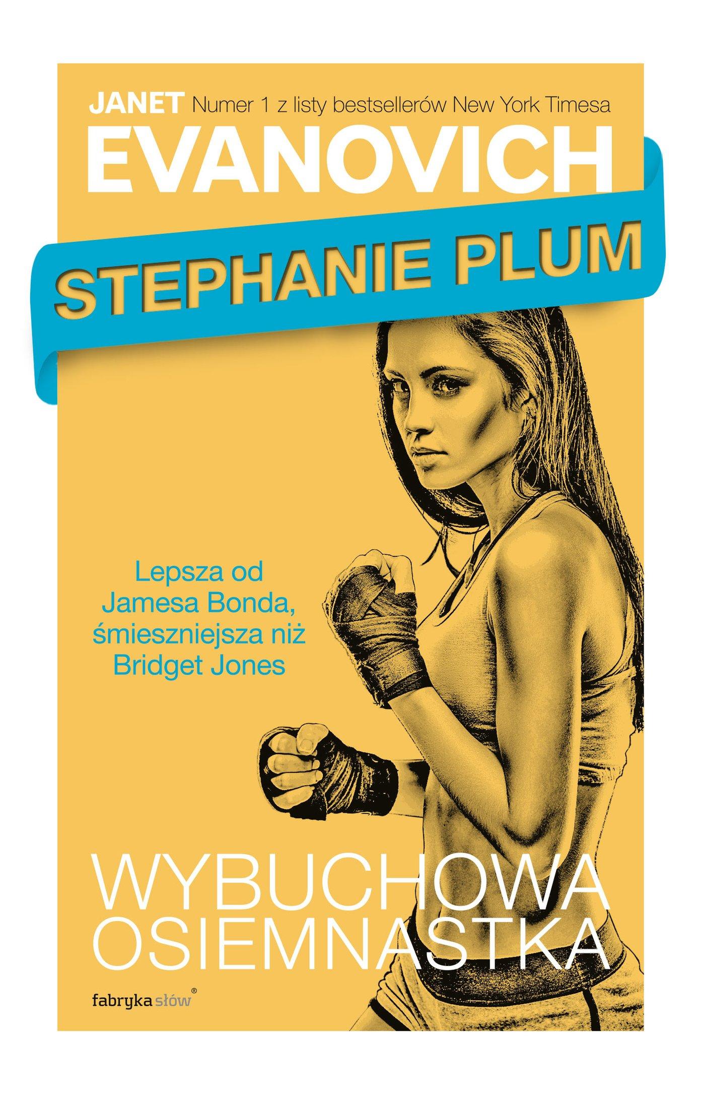 Stephanie Plum - Wybuchowa osiemnastka - Ebook (Książka na Kindle) do pobrania w formacie MOBI