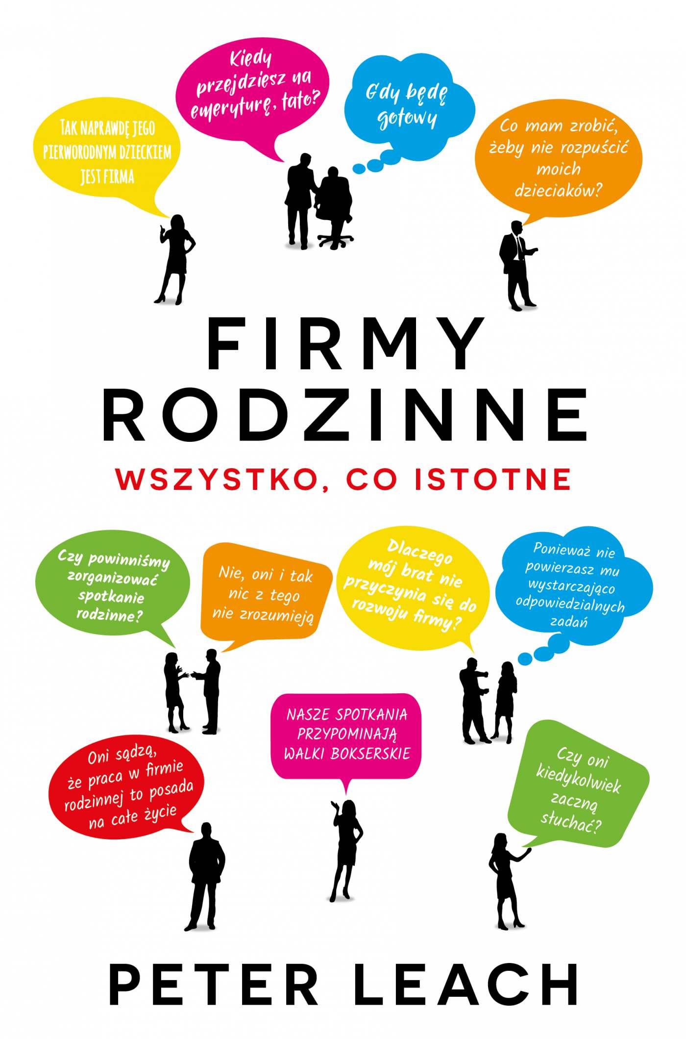 Firmy rodzinne. Wszystko, co istotne - Ebook (Książka na Kindle) do pobrania w formacie MOBI