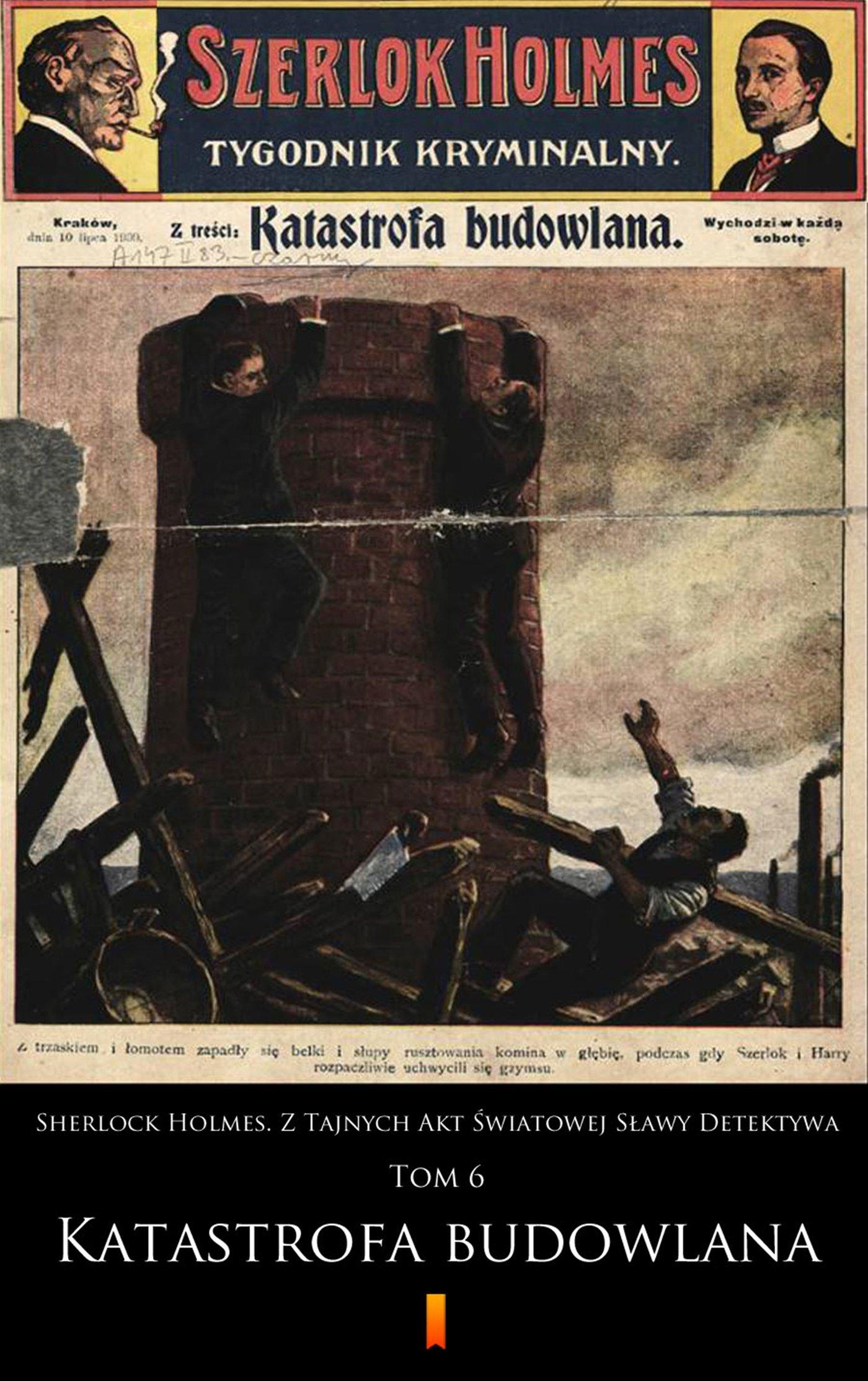 Sherlock Holmes. Z Tajnych Akt Światowej Sławy Detektywa. Tom 6 - Ebook (Książka na Kindle) do pobrania w formacie MOBI