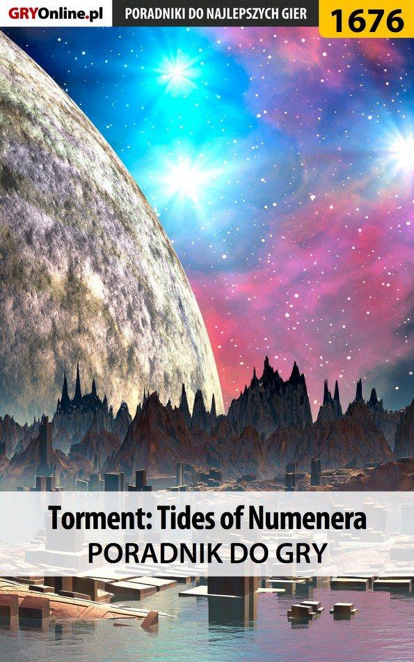 Torment: Tides of Numenera - poradnik do gry - Ebook (Książka EPUB) do pobrania w formacie EPUB
