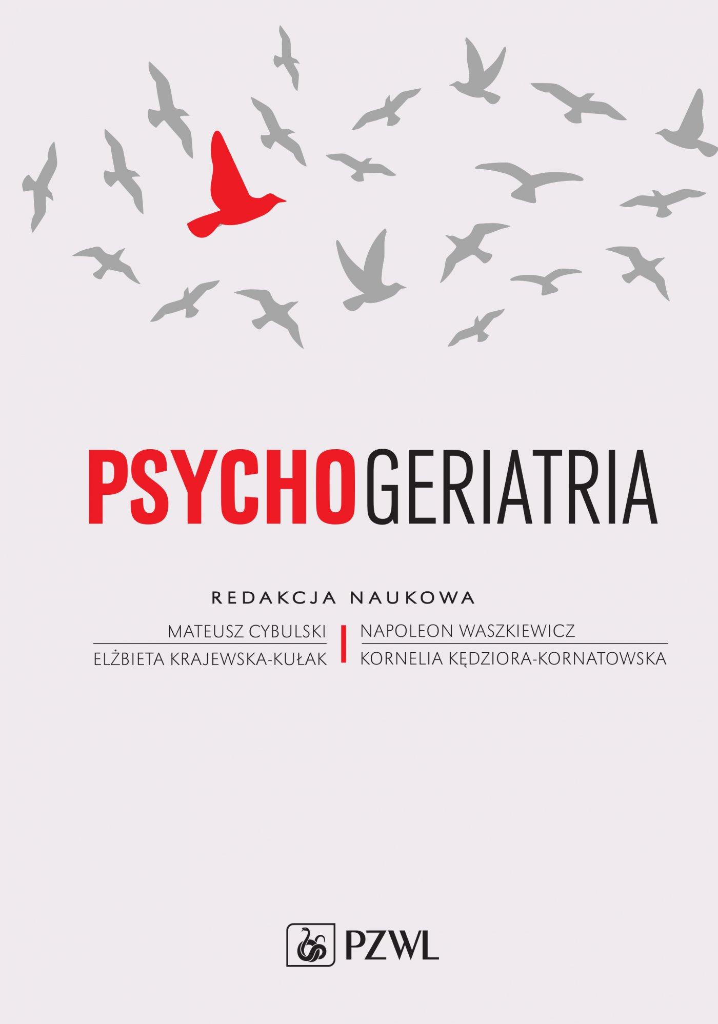 Psychogeriatria - Ebook (Książka na Kindle) do pobrania w formacie MOBI