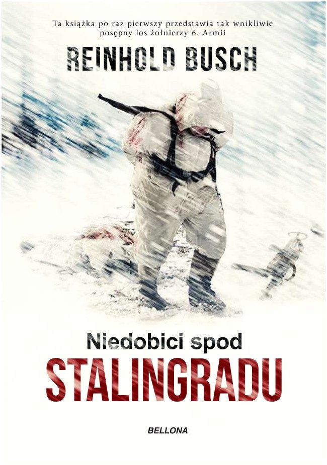 Niedobici spod Stalingradu - Ebook (Książka EPUB) do pobrania w formacie EPUB