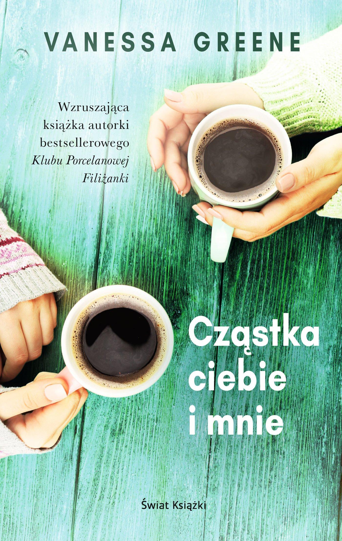 Cząstka ciebie i mnie - Ebook (Książka na Kindle) do pobrania w formacie MOBI