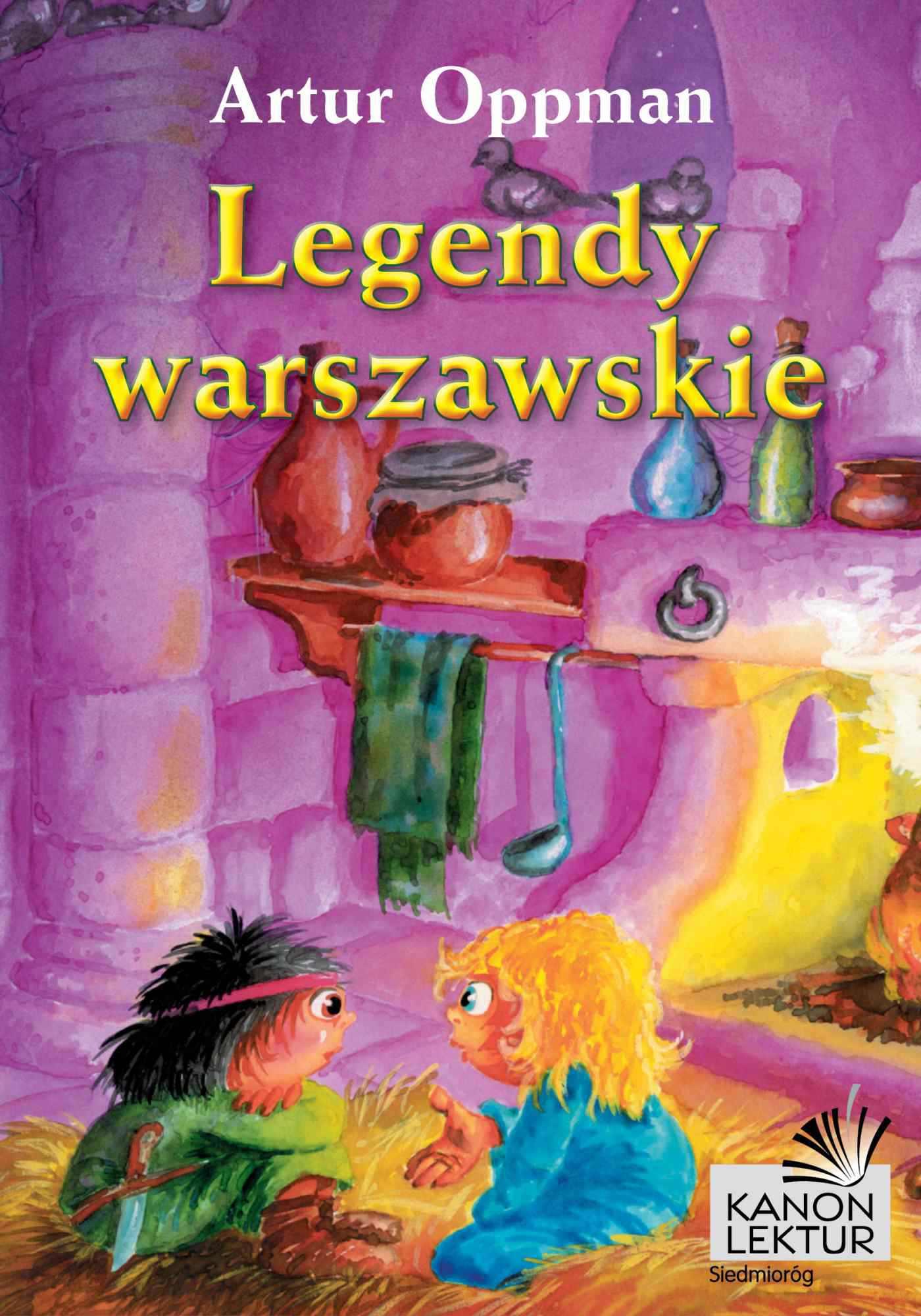 Legendy warszawskie - Ebook (Książka na Kindle) do pobrania w formacie MOBI
