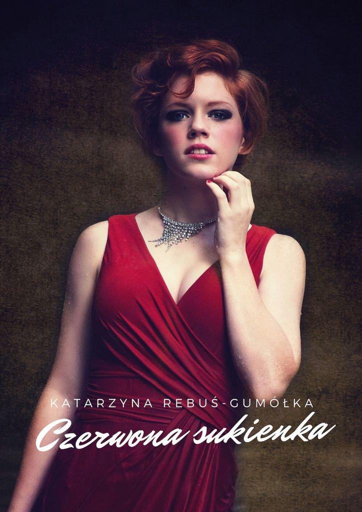 Czerwona sukienka - Ebook (Książka na Kindle) do pobrania w formacie MOBI