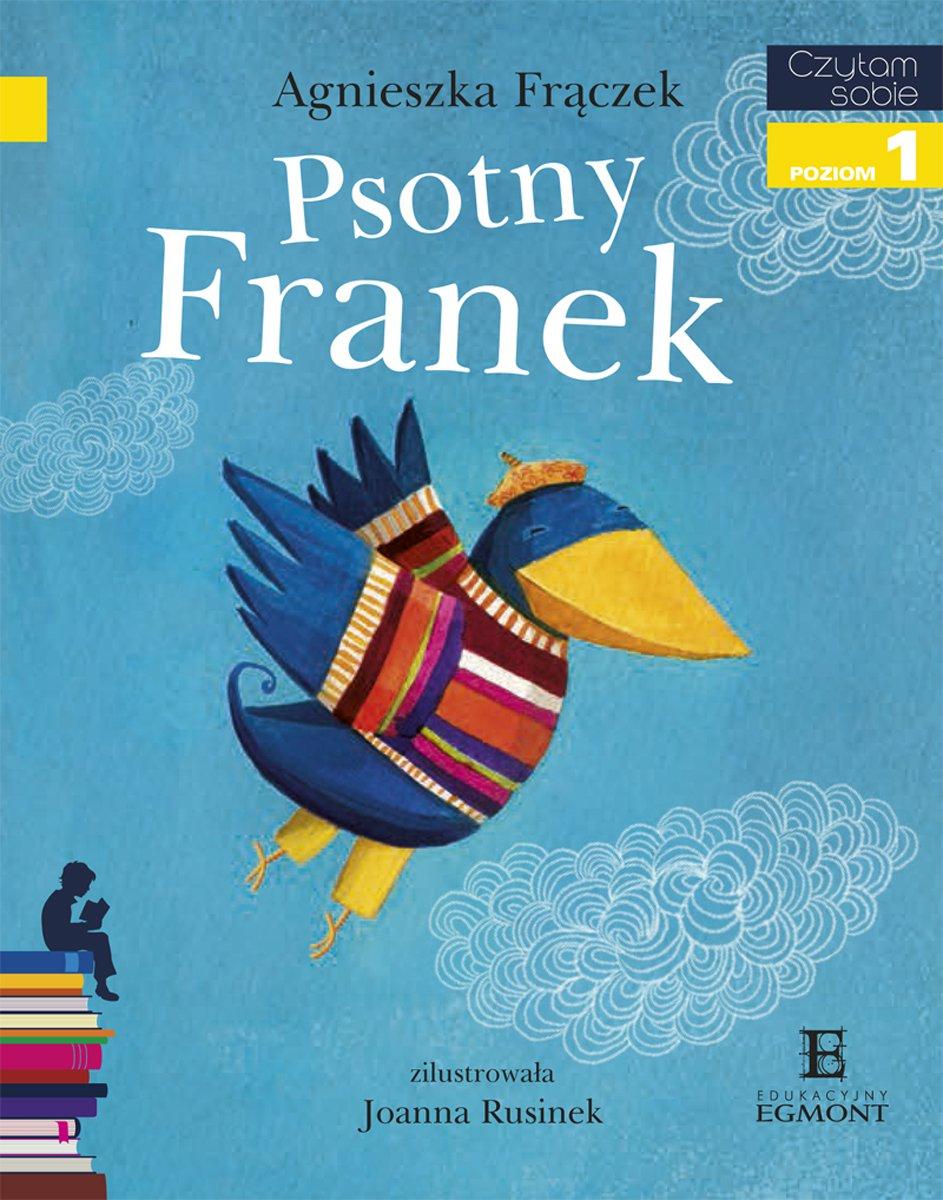 Psotny Franek - Ebook (Książka EPUB) do pobrania w formacie EPUB