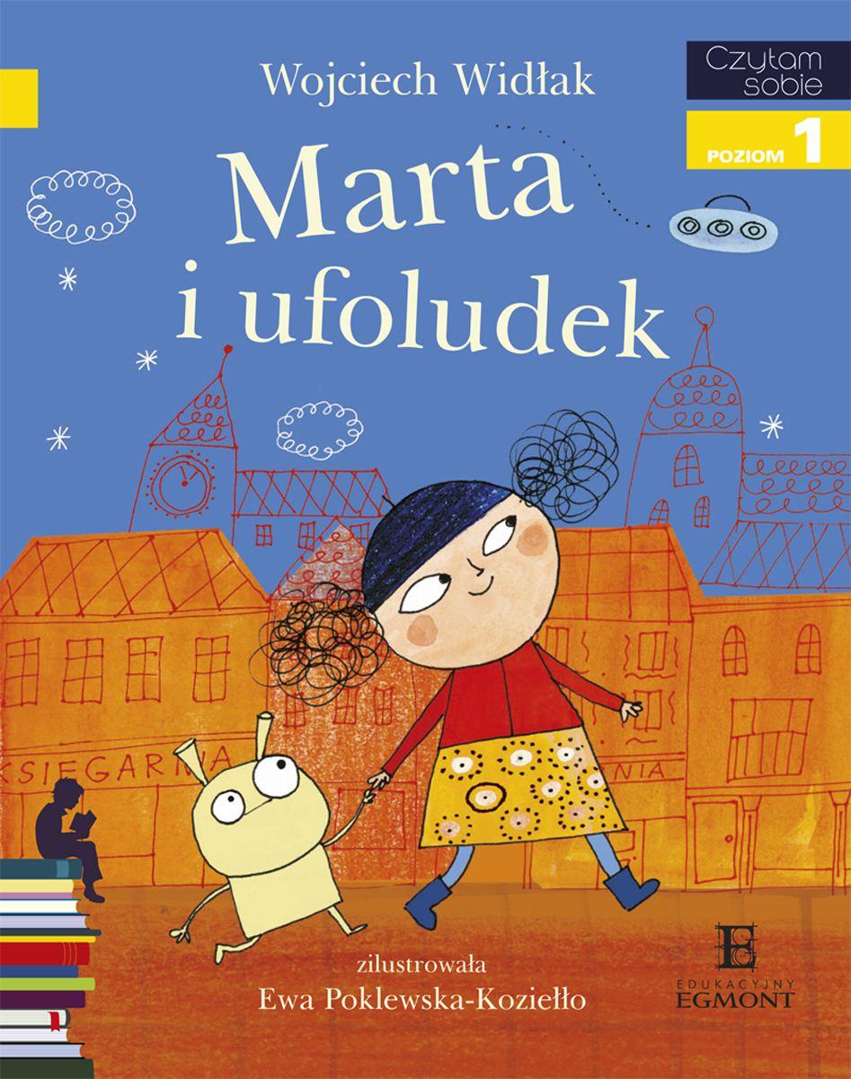 Marta i Ufoludek - Ebook (Książka EPUB) do pobrania w formacie EPUB