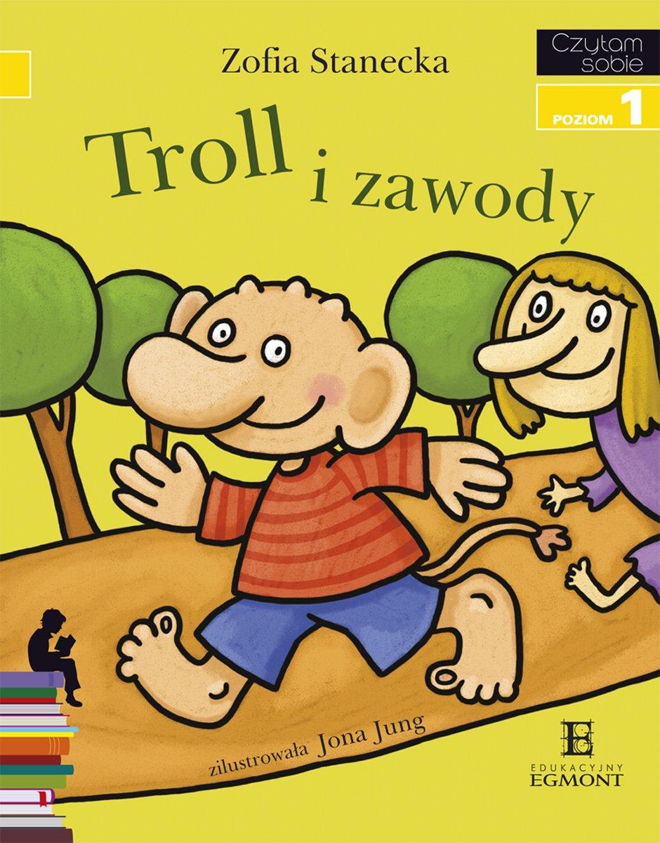 Troll i Zawody - Ebook (Książka EPUB) do pobrania w formacie EPUB