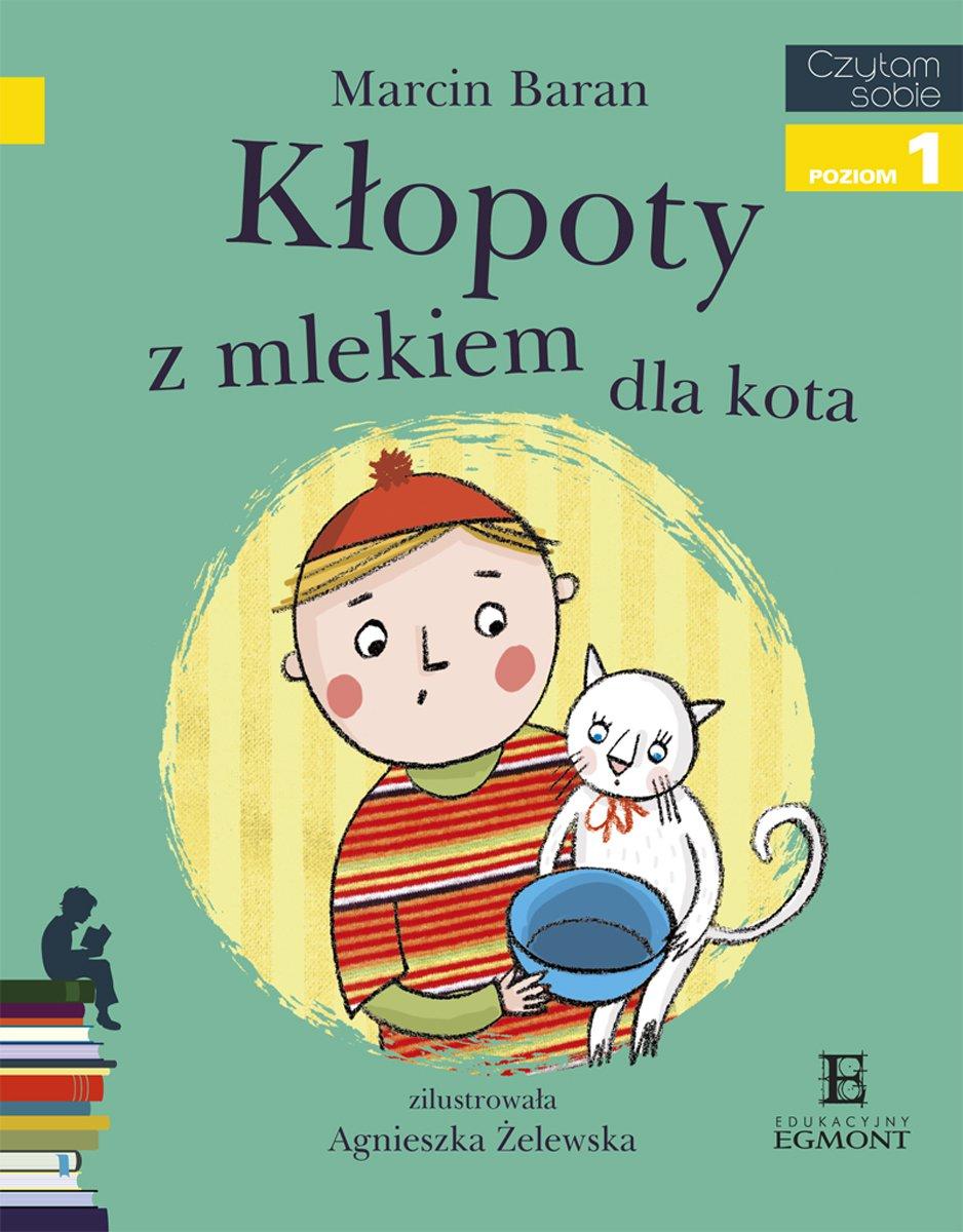 Klopoty z Mlekiem Dla Kota - Ebook (Książka EPUB) do pobrania w formacie EPUB