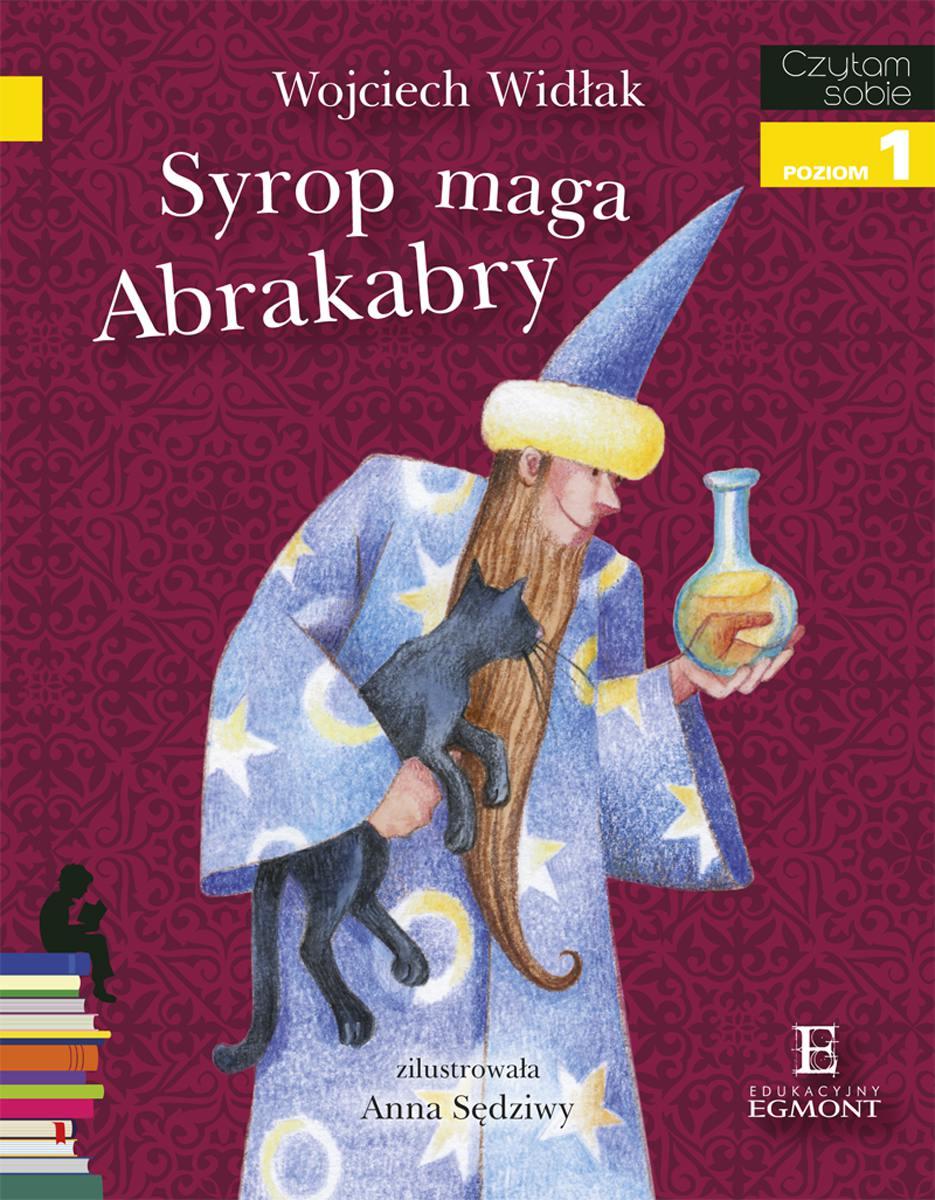 Syrop Maga Abrakabry - Ebook (Książka EPUB) do pobrania w formacie EPUB