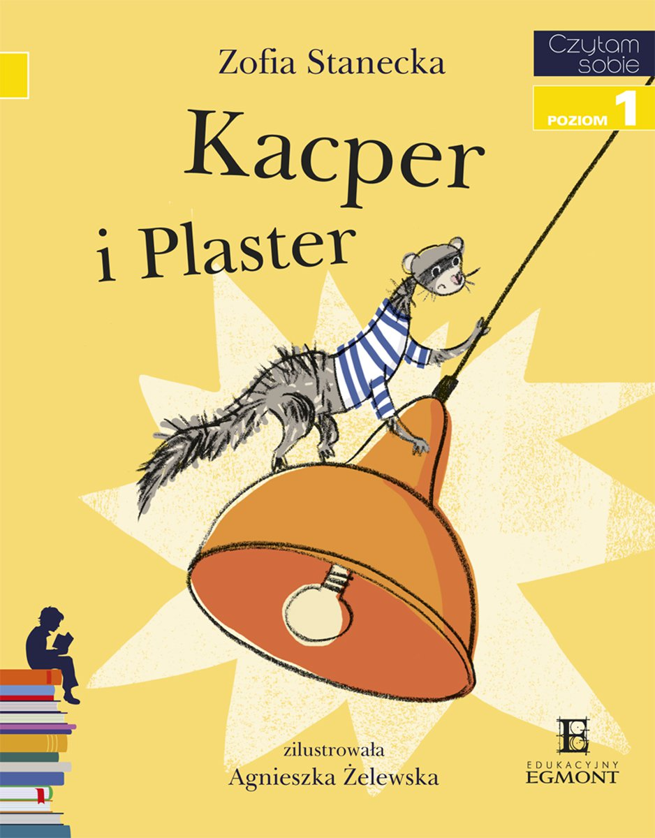 Kacper i Plaster - Ebook (Książka EPUB) do pobrania w formacie EPUB