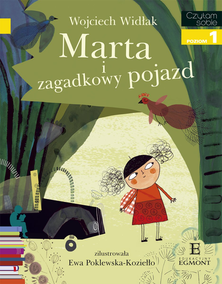 Marta i Zagadkowy Pojazd - Ebook (Książka EPUB) do pobrania w formacie EPUB