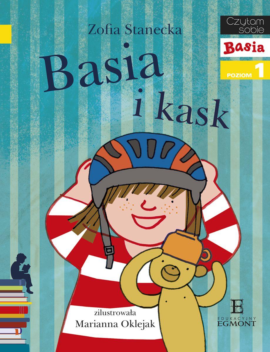 Basia i Kask - Ebook (Książka EPUB) do pobrania w formacie EPUB