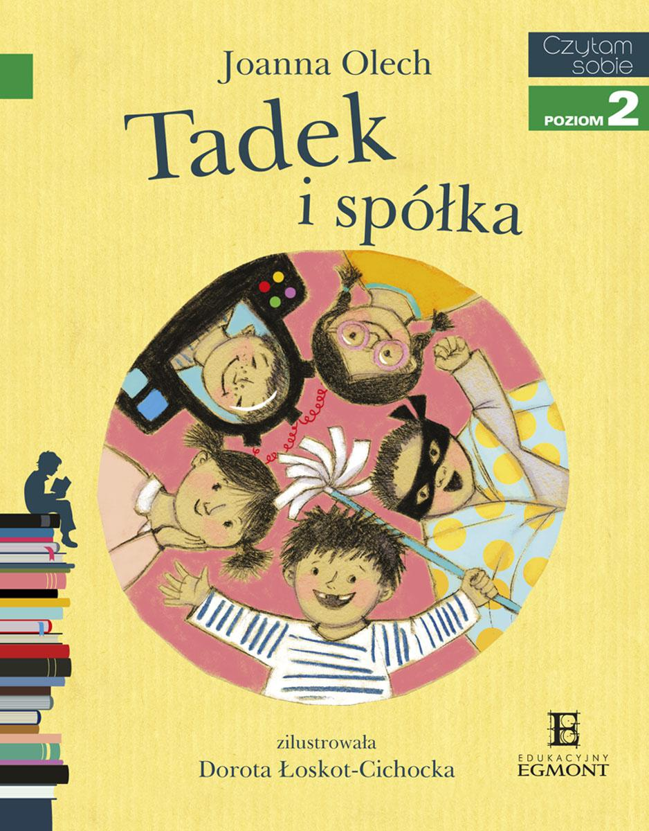 Tadek i spółka - Ebook (Książka EPUB) do pobrania w formacie EPUB