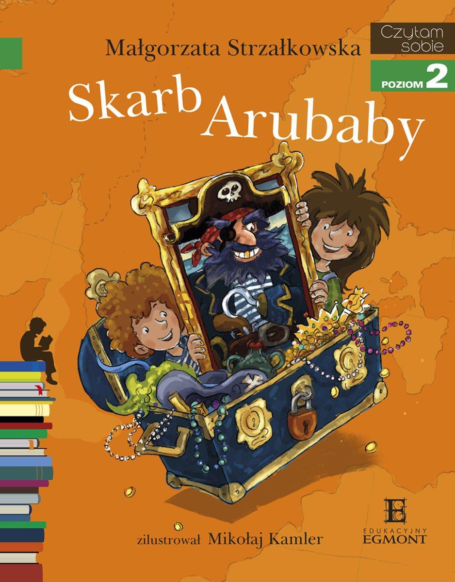 Skarb Arubaby - Ebook (Książka EPUB) do pobrania w formacie EPUB