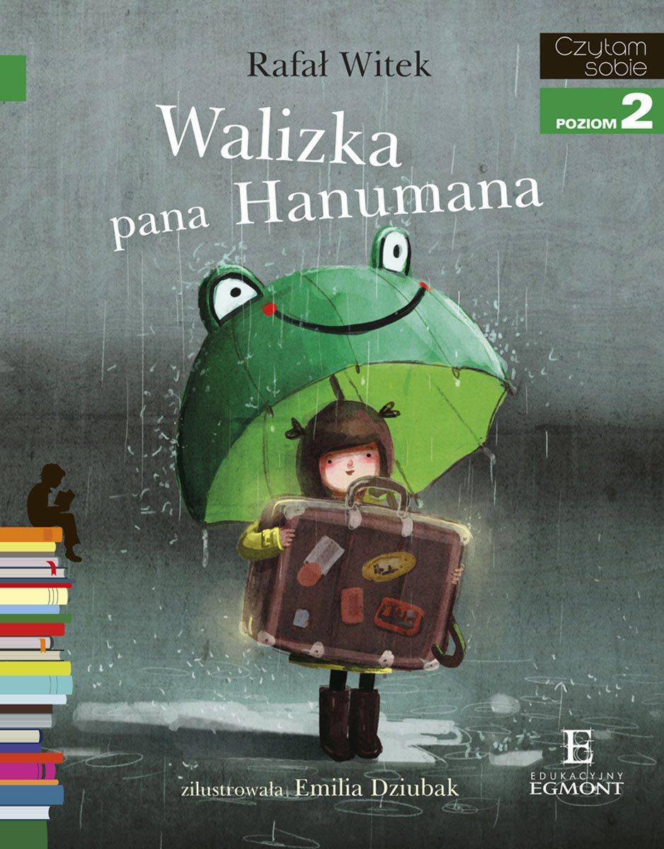 Walizka pana Hanumana - Ebook (Książka EPUB) do pobrania w formacie EPUB