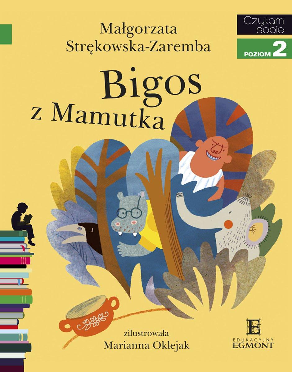 Bigos z Mamutka - Ebook (Książka EPUB) do pobrania w formacie EPUB