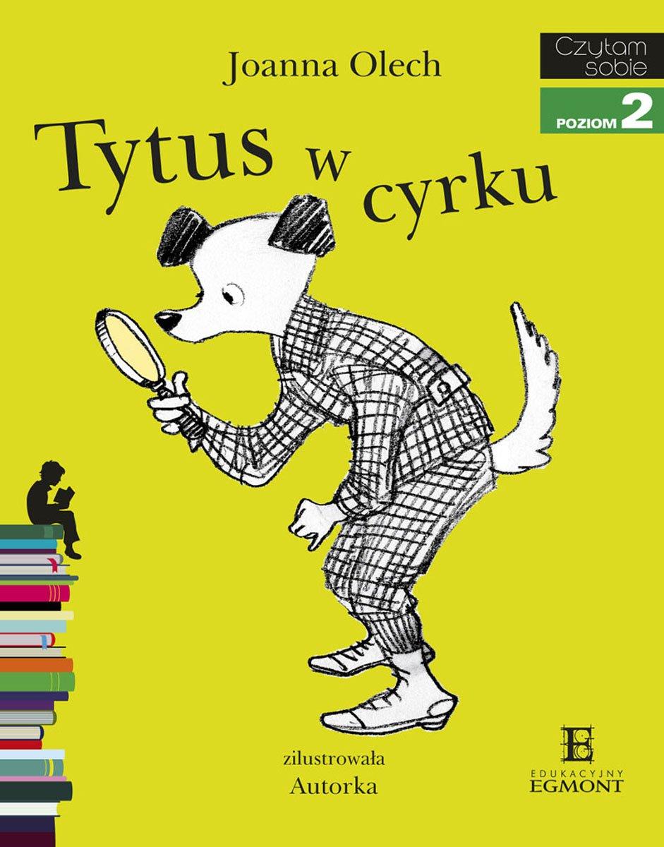 Tytus w cyrku - Ebook (Książka EPUB) do pobrania w formacie EPUB
