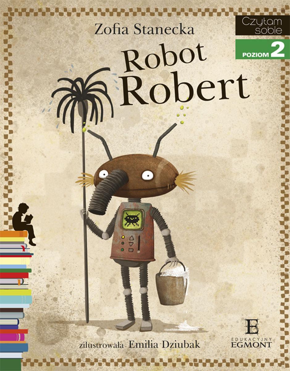 Robot Robert - Ebook (Książka EPUB) do pobrania w formacie EPUB