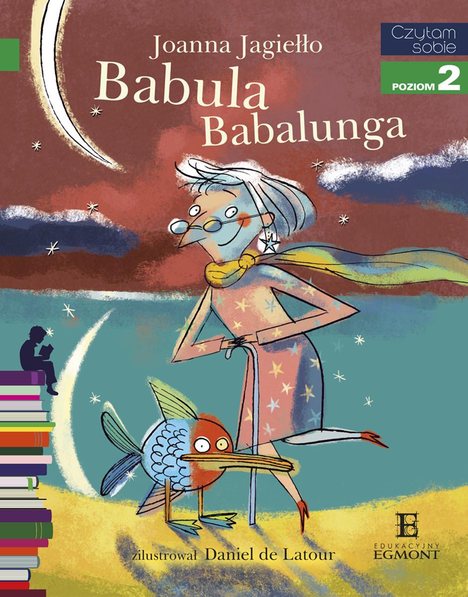Babula Babalunga - Ebook (Książka EPUB) do pobrania w formacie EPUB
