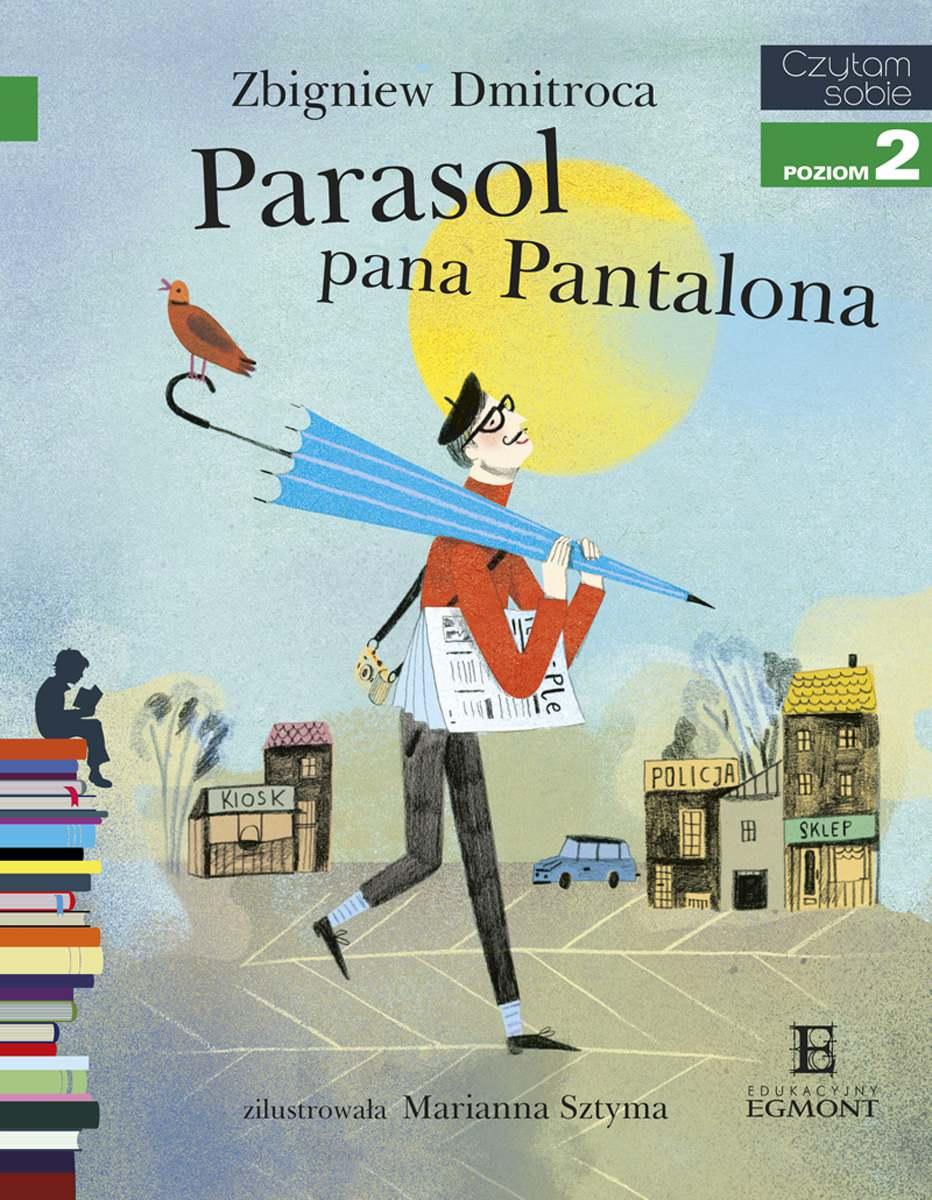 Parasol pana Pantalona - Ebook (Książka EPUB) do pobrania w formacie EPUB